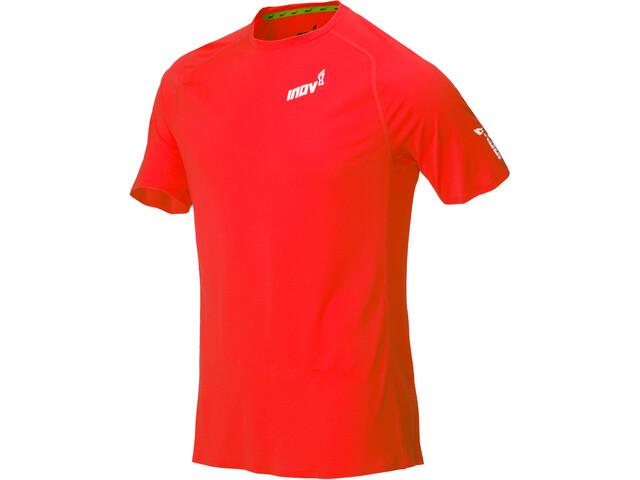 inov-8 Base Elite SS Shirt Men red